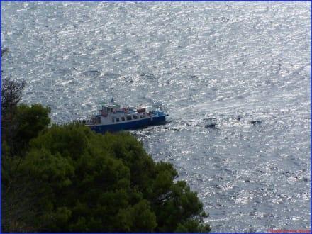 Küstenfahrt - Faro de Capdepera