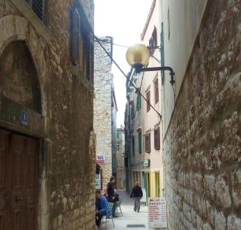 Alte Gasse - Altstadt Sibenik