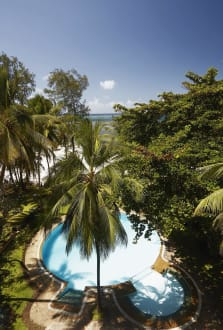 View of Swimming Pool from room -