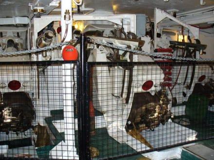 HMS Belfast - Kriegsschiff HMS Belfast
