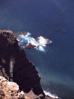 Steilküste - Famara Kliff Aussichtspunkte