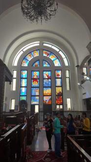 Kopitsche Kirche - Zentrum Hurghada