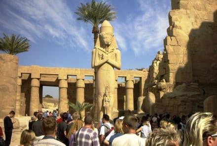 Karnak Tempel-Luxor - Amonstempel Karnak