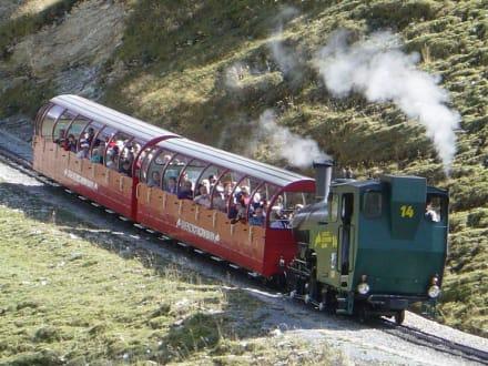 Brienzerrothornbahn - Brienzerrothornbahn