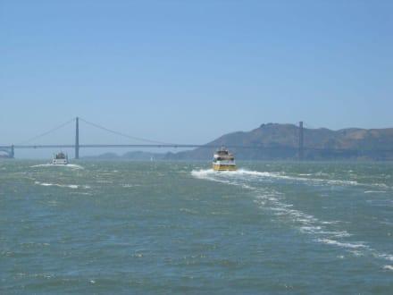 Schiff nach Alcatraz - Alcatraz