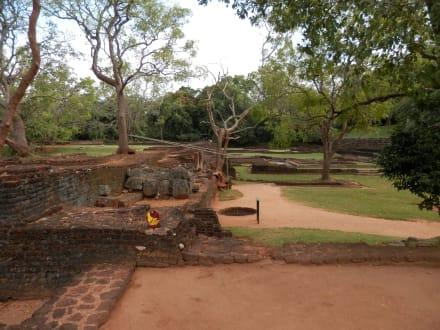 Ruinen - Sigiriya Felsen