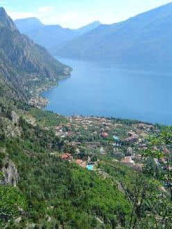 Hotel Caravel Limone Sul Garda Bs Italien
