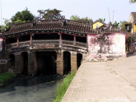 Japanische Brücke - Japanische Brücke - Chua Cau