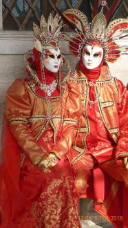 Karnelval in Venedig - einfach schön und sehenswert - Karneval