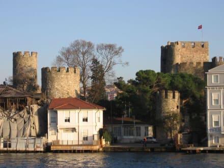 Burgruine - Bosporus
