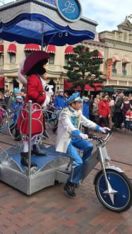 Parade - Disneyland Resort Paris / Euro Disney
