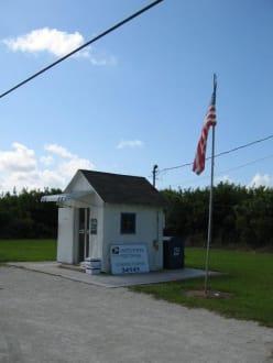 Ochopee Postamt - Ochopee Postamt