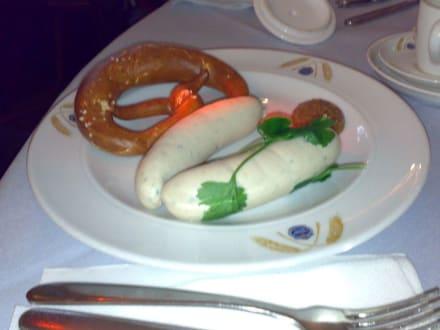 Weisswurschtfrühstück - Weisses Brauhaus