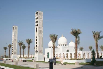 Sheikh Zayed Grand Mosq - Scheich Zayed Grand Moschee