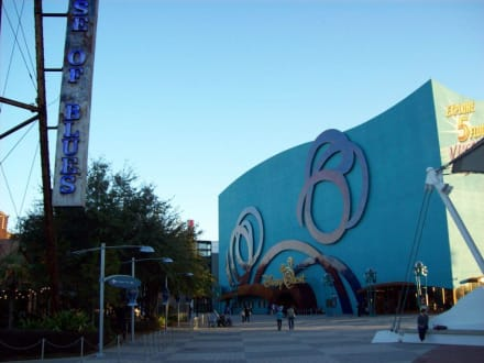 Disney Quest - Downtown Disney