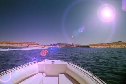 Bootsfahrt - Lake Powell