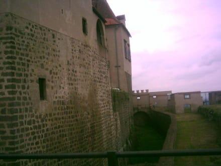 Teil der Burg - Burg Riegersburg