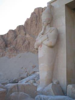 Hatschepsuttempel - Tempel der Hatschepsut