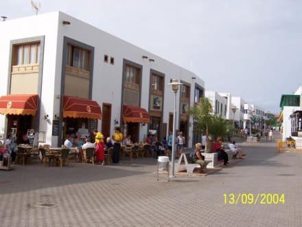 Playa Blanca Dunas Bungalow - Zentrum Playa Blanca de Yaiza