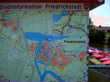 View picture - Canal cruises Friedrichstadt