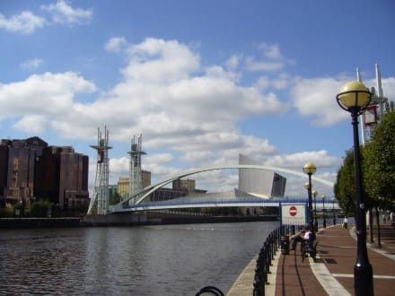 Imperial War Museum (in Salford Quays) - Imperial War Museum