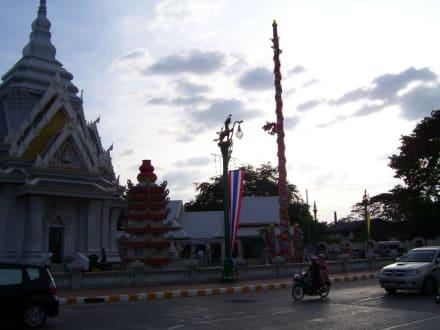 Khon Kaen - Weisser Buddha