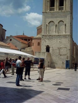 Zadar - Kathedrale St. Anastasia