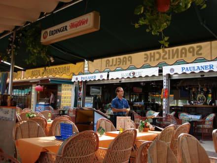 Pedro - Restaurant Klamotte