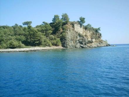 blaue reise - Strand Kiris