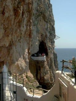Cova d'en Xoroi - Höhlendisco - Cova d'en Xoroi