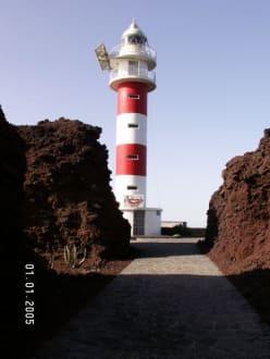 Der Leuchtturm von Teno - Punta de Teno