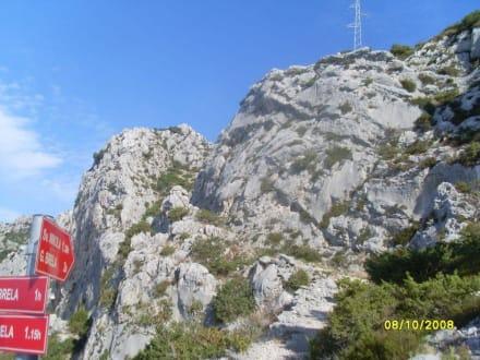 Wandern im Biokovo - Biokovo Gebirge