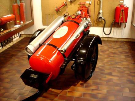Feuerwehrmuseum München - Münchener Feuerwehrmuseum
