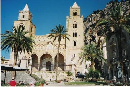Kirche - Kathedrale von Cefalù