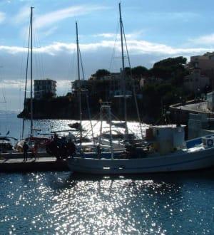 Abendstimmung - Hafen Cala Figuera