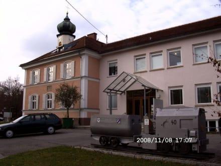 Außenansicht - Kleinmuseum Klösterle