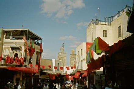Medina von Fes - Altstadt Fes