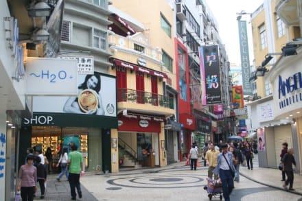 Altstadt v. Macau - Altstadt Macao