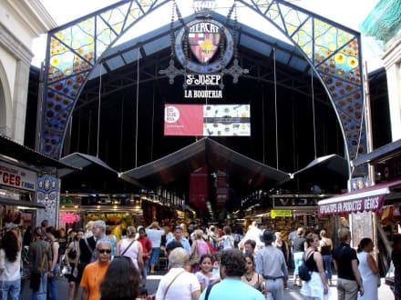 Mercat de Sant Josep - La Boqueria - Mercat de Sant Josep