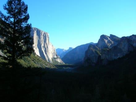 Tunnel View - Yosemite Nationalpark