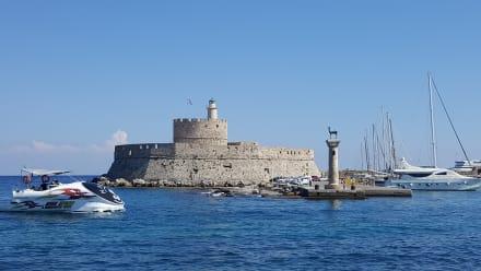 Hafen - Hafen Rhodos