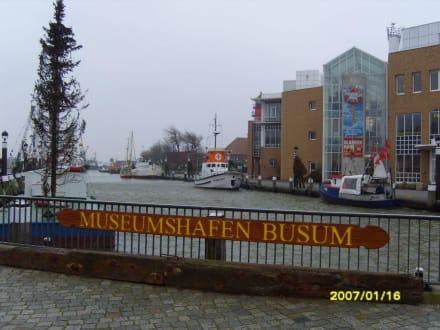 Der Museumshafen Büsum! - Museumshafen Büsum