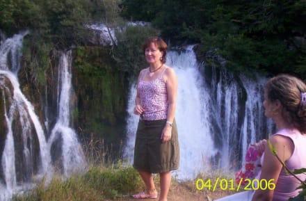 Wasserfälle bei Martinbrod - Martinbrod Wasserfälle