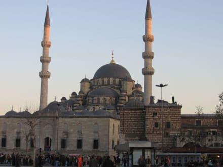 Sokollu Camii - Yeni Moschee / Yeni Camii