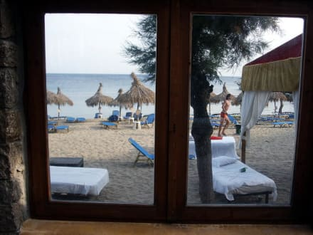 Blick zum Beach - Paradise Beach