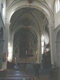 Dom Konstanz, Altarraum - Münster Konstanz
