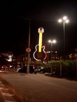 Hard-Rock-Café - Barra di Tijuca - Hard Rock Café (geschlossen)