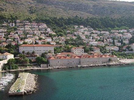Strand/Küste/Hafen - Hafen Dubrovnik