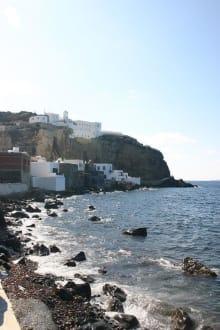 Blick auf die Festung - Insel Nisyros