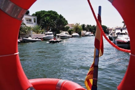 venedig von spanien - Bootstour Empuriabrava
